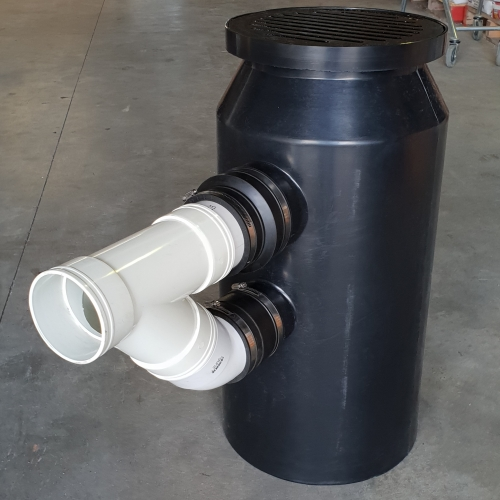 Poly Sump 400mm x 800mm Round
