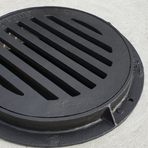 Streetware Cast Iron light duty class B grate & frame