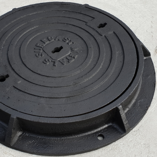 Streetware Cast Iron heavy duty class D cover & frame