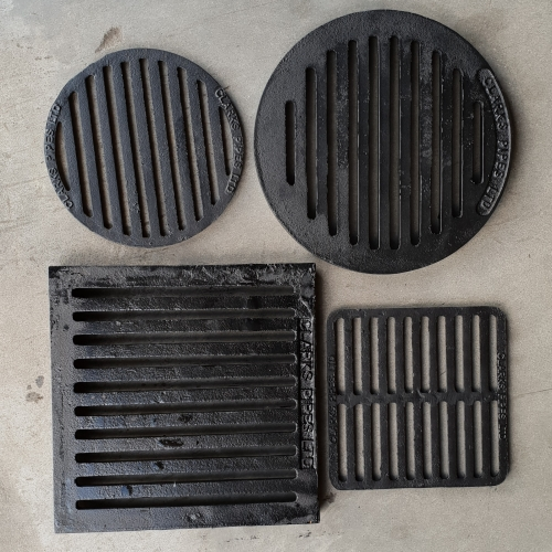 Streetware Cast Iron grates